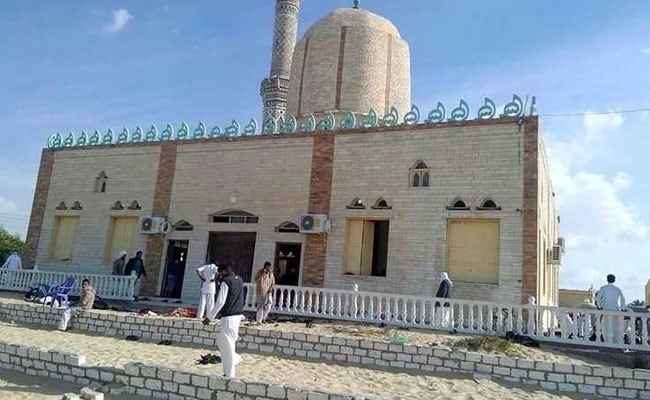 235 Killed, Over 100 Injured In Terror Attack On Mosque In Egypt