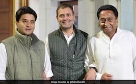 Milestone, Says Kamal Nath, Picked As Madhya Pradesh Chief Minister
