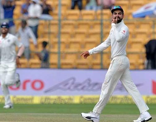 Fiery Australian Pacer Takes A Dig Virat Kohli's 'No Sledging' Remark
