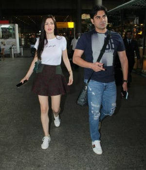 Arbaaz Khan And Rumoured Girlfriend Giorgia Are Travel Buddies