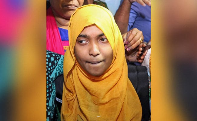 'Hadiya Spoke To Husband From My Phone,' Says College Dean: 10 Points