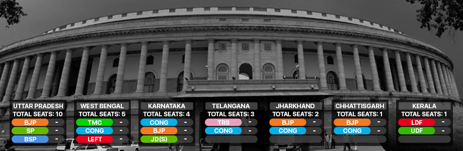 In Rajya Sabha Elections For 26 Seats, All Eyes On UP: 10 Points