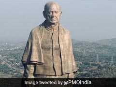 """Is It A Crime To Remember Heroes,"" Asks PM On Statue Of Unity: 10 Points"
