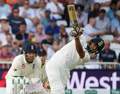 India vs England, 3rd Test Day 2 Live Cricket Score