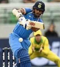 3rd ODI Live: Kohli, Dhawan Steady India In Chase Of 231