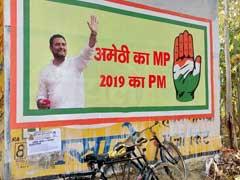 राहुल गांधी दो दिन के अमेठी दौरे पर, लगे 'अमेठी का MP, 2019 का PM' के पोस्टर