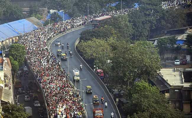 किसान मार्च: खत्म हुआ किसान आंदोलन, सरकार ने सभी मांगें पूरी करने का भरोसा दिलाया