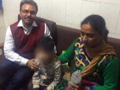 Delhi 5-Year-Old, Kidnapped From School Bus, Rescued; 1 Accused Shot Dead