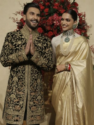 Deepika And Ranveer, So Gorgeous!