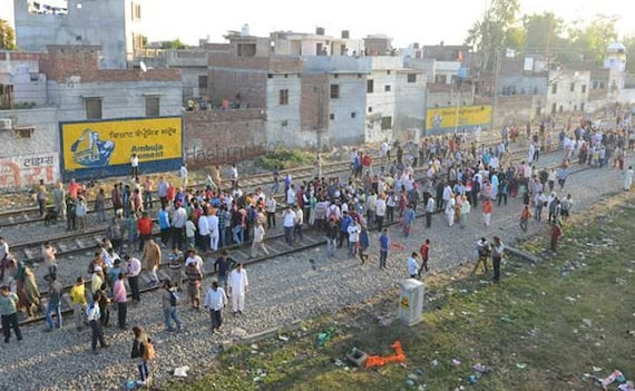 Amritsar Tragedy Police Case Names No One But Event Organisers Go Missing