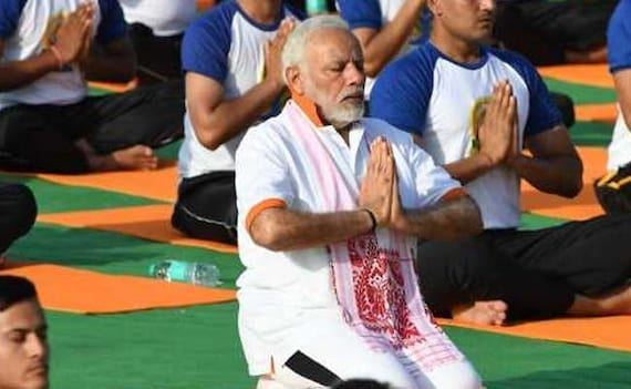 Yoga One Of The Most Powerful Unifying Forces, Says PM Modi: 10 Points