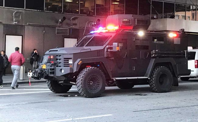 Explosion In Manhattan An 'Attempted Terrorist Attack', Suspect Arrested