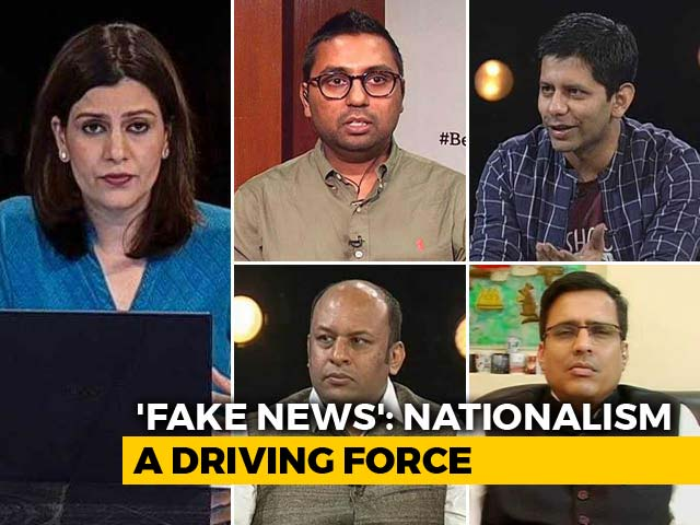 Video : What's Driving Fake News In India?