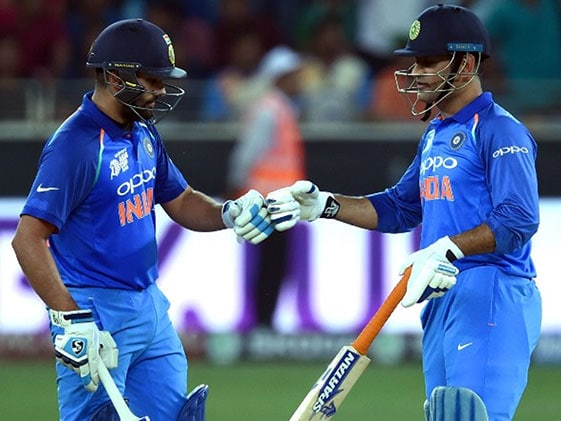 My Style Of Captaincy Is Similar To That Of Dhoni, Says Rohit