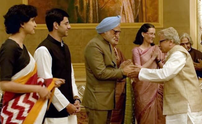 After 'Accidental' Protest, Congress Do-Over On Manmohan Singh Film