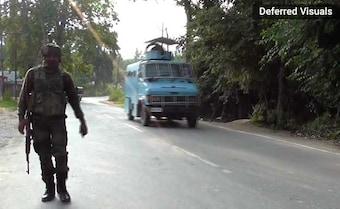 3 Terrorists Who Killed Policeman Shot Dead In Kashmir's Kulgam