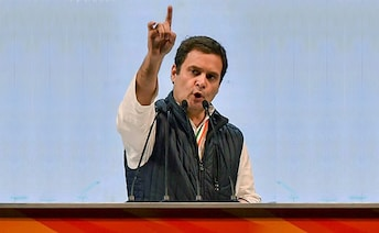 'PM Modi Is Corruption': Rahul Gandhi's Scathing Attack At Congress Meet