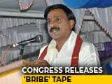 Video : Karnataka Congress Claims Proof Of Janardhan Reddy Trying To Buy MLA