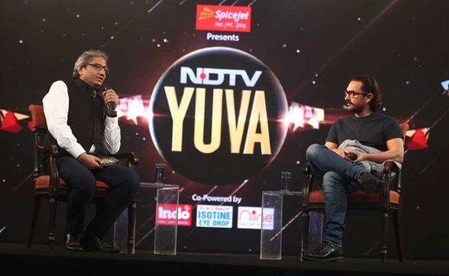 NDTV YUVA Highlights : देश के ज्वलंत मुद्दों पर बाबा रामदेव, अखिलेश, तेजस्वी से लेकर स्वरा भास्कर और आमिर खान ने रखी बेबाक राय