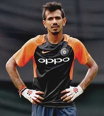 Watch: Yuzvendra Chahal Posts Workout Video, Gets Trolled By Chris Gayle
