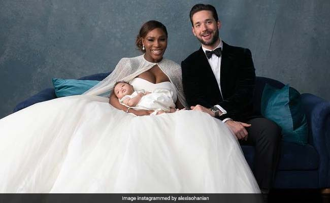 Serena Marries Alexis Ohanian, Couple Share Beautiful Pics Of Wedding Day