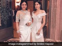 8 Times Sridevi And Daughter Jhanvi Kapoor Gave Us Outfit Goals