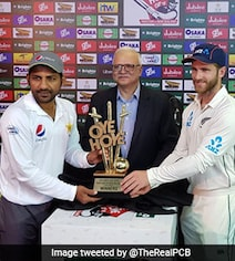 After 'Biscuit' Trophy, PCB Unveils 'Oye Hoye Cup'. Twitter Goes Nuts