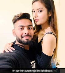 What Makes Rishabh Pant 'So Happy'? Answer Lies In This Photo