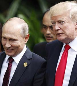 Russia, China 'Growing Threats', We Must Be Ready For War, Says US