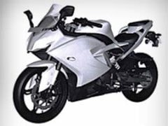 TVS' First Full-Faired Bike, The Apache RR 310, To Be Launched Next Month