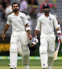 2nd Test: Virat Kohli, Ajinkya Rahane Lead India's Charge On Day 2