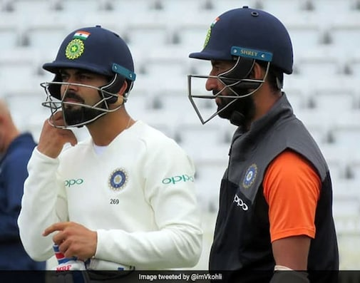 Kohli Pleased With Training Session, Says 'Looking Forward To Next Game'