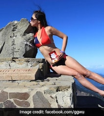 'Bikini Climber' Falls To Death, Called Friends To Say She Couldn't Move