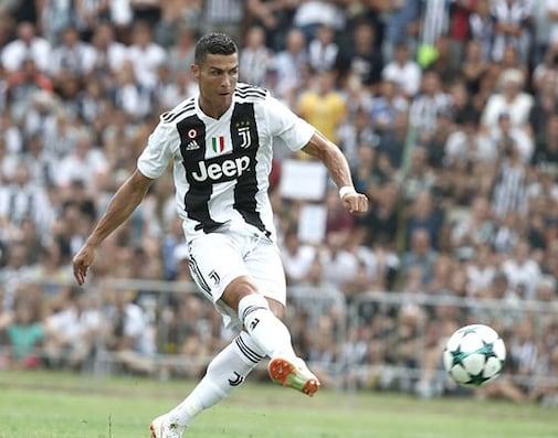 Cristiano Ronaldo Set For Serie A Debut Amid Sombre Backdrop In Italy
