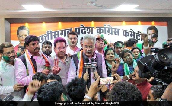 Chhattisgarh Chief Minister Is Bhupesh Baghel, Will Take Oath Tomorrow