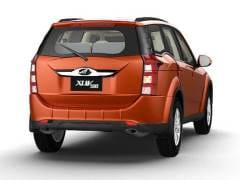 Updated Mahindra XUV500 Caught Testing; Pictures And Details Here