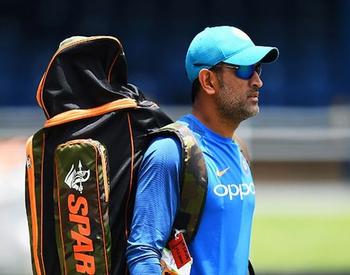 Watch: Dhoni's Adorable Gesture Shows Why He Is Still A Crowd Favourite
