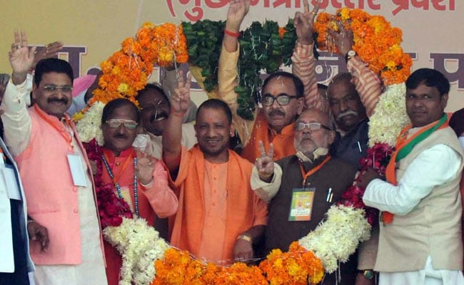 BJP Wins Big In Uttar Pradesh Civic Elections: 10 Points