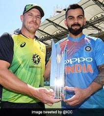India vs Australia 1st T20I Live: Cautious Start By Australia Openers