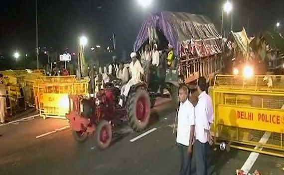 दिल्ली में प्रवेश की इजाजत मिलने के बाद किसानों ने कहा- हमारी जीत हुई, आंदोलन समाप्त