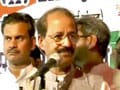 कांग्रेस प्रवक्ता राशिद अल्वी ने मुलायम पर की गई टिप्पणी वापस ली