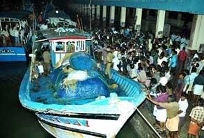भारतीय मछुआरा हत्या मामला : मिलेंगे कृष्णा और कोवर्स