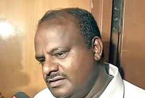 कर्नाटक चुनाव : कुमारस्वामी ने कहा, हम किंगमेकर नहीं, विपक्ष में बैठेंगे