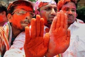 कर्नाटक चुनाव परिणाम : ढहा बीजेपी का किला, कांग्रेस को मिला स्पष्ट बहुमत