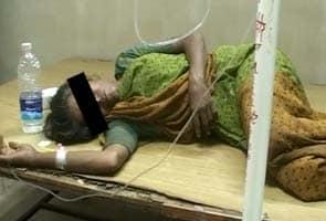 दरिंदे पति ने पत्नी के गुप्तांग में लगा रखा था ताला