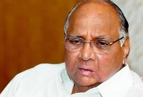 दूसरों के विभाग में दखल न दें मुख्यमंत्री चव्हाण : शरद पवार