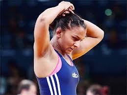 विश्व कुश्ती चैम्पियनशिप : गीता ने दिलाया दूसरा कांस्य पदक