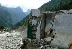 उत्तराखंड में बाढ़ से आई तबाही को आज एक महीना पूरा
