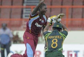 होल्डर के शानदार प्रदर्शन के दम पर वेस्ट इंडीज-पाक मैच टाई