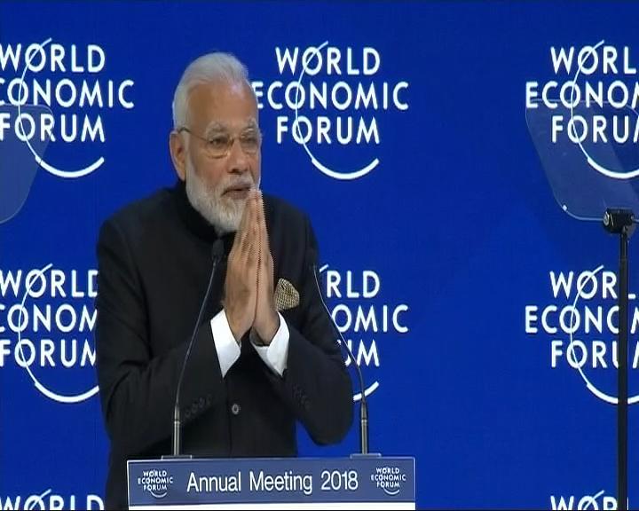 LIVE Updates From World Economic Forum (WEF), Davos 2018